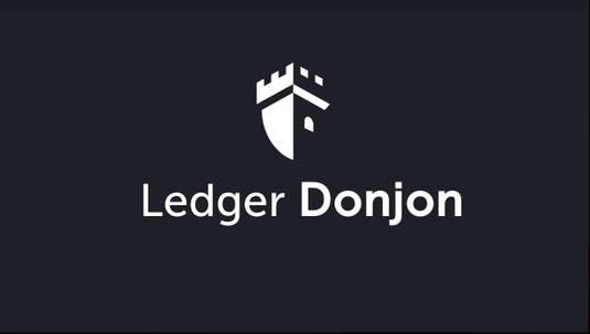 Introducing Ledger Donjon